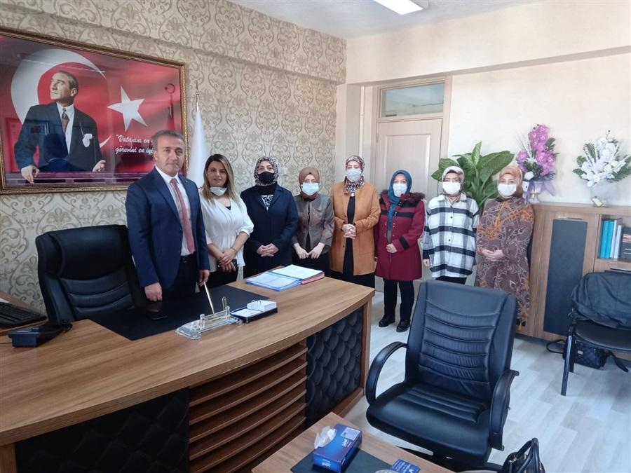 Erzurum İpekyolu Kadın Kooperatifimiz ilimize hayırlı olsun.